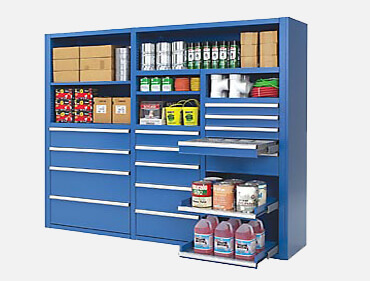 wall mount tool storage cabinet